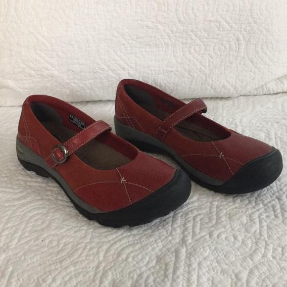 e76a0447cfb Keen Shoes   Red Presidio Mary Jane Mj Size 95 40   Poshmark
